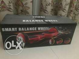 Smart balancing wheel/hoverboard