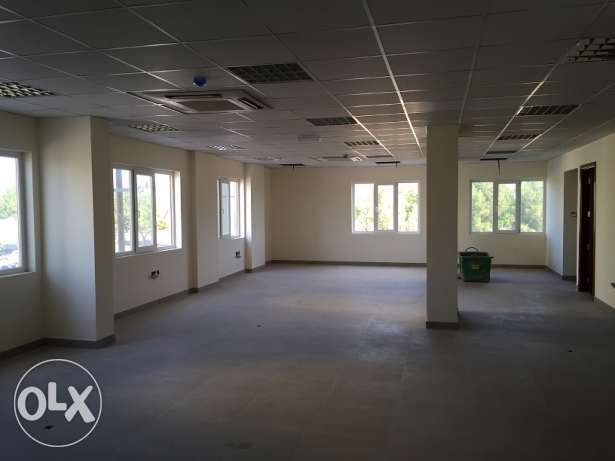 open space office for rent ina good location السيب -  4