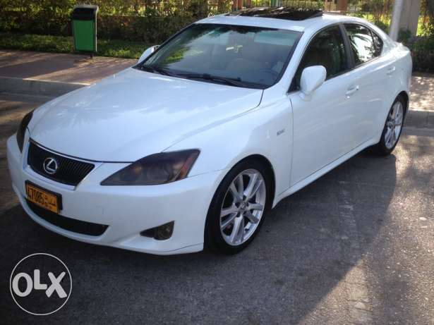 lexus is 350 full option 2007 مسقط -  1