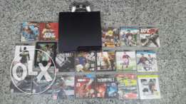 Sony PS3 For Sale With 20 Games