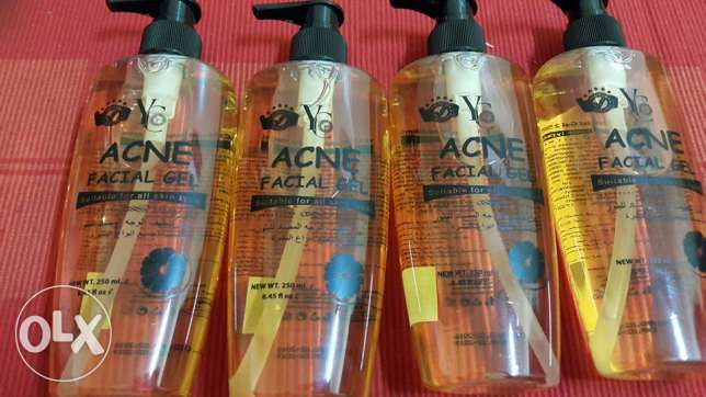 yc acne face wash for any type of skin- BUY 1 GET 1 FREE مسقط -  3