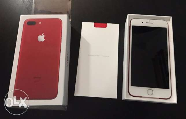 My iPhone 128GB RED