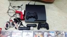 ps3 with all accessories