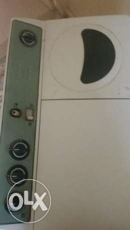 Expat leaving - Manual Toshiba Washing machine for sale