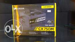 PC Power Supply Corsair CX750m