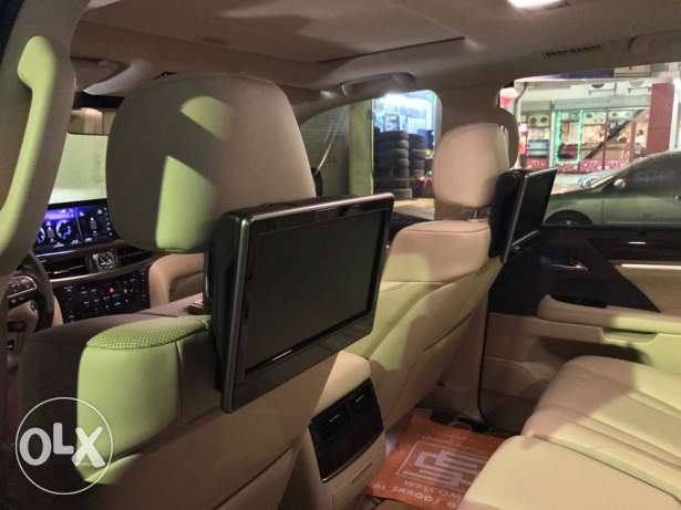 lexus Lx 570 wakala bhawan oman for sale only 5 months use مسقط -  6