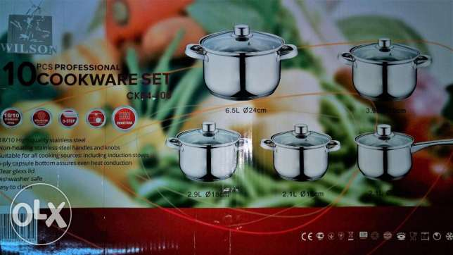 Prestige Induction stove + cookware at a discounted price! مسقط -  4