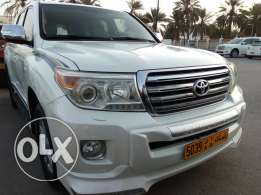 Toyota Land cruiser VXR- V8