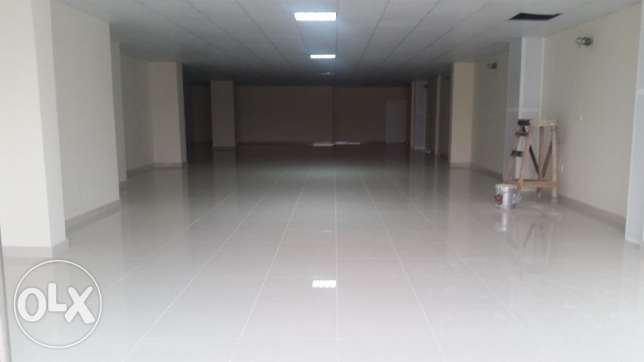 Brand New Showroom For Rent in Mabaila مسقط -  1