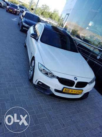BMW 428i M, fully loaded, excellent condition, still under warranty,