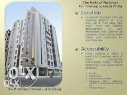 Commercial for Rent 2 Basements and1 Showroom for rent in Ghala