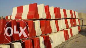 Road safety concrete barriers readily available مسقط -  5