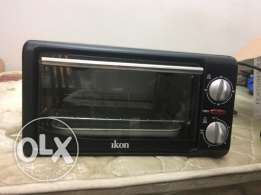 Grilled oven & iron box for sale
