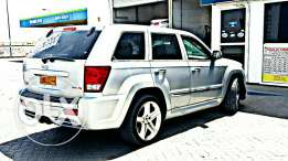 jeep srt8 2007 model very clean