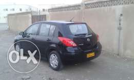 Black Nissan Tiida for sale