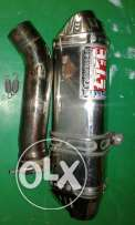 Exhaust system1000cc