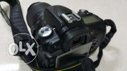 Nikon D90 professional camera with high quality lens 18-55mm