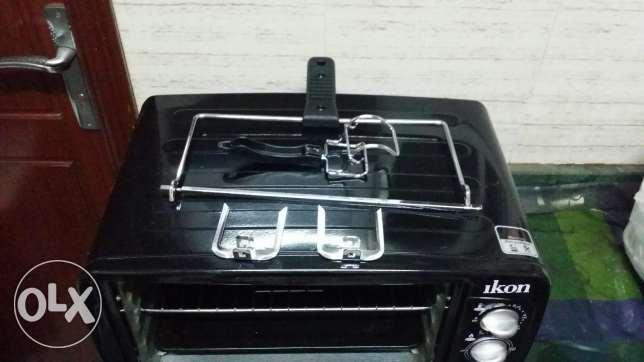 Ikon electric oven