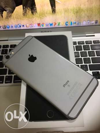 Apple iPhone 6s Plus with clear coat protection مسقط -  3