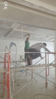Glass and Gypsum Partitions & Decor for Offices,Shops,Restaurants,Vila