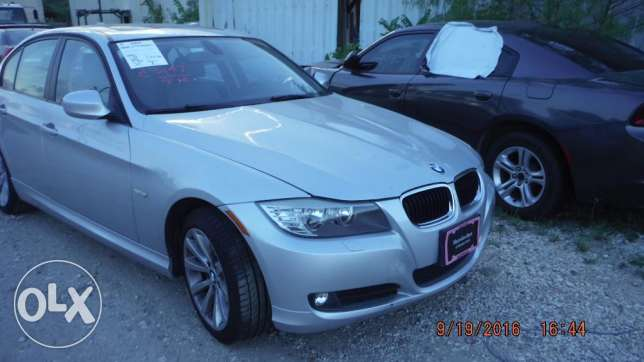 Imported 2011 BMW 328i with full option! (PRICE NEGOTIABLE!) مسقط -  1