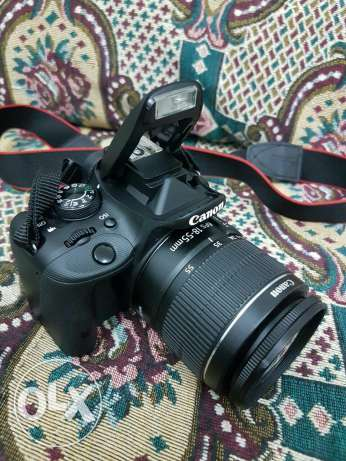 Canon 100D with 18-55mm for sale مسقط -  2