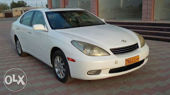 For sale Lexus ES 300. Vehicle is very good condition. Modale 2002