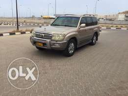 Toyota Land Cruiser GXR - 2006 - oman car ( Bahwan )