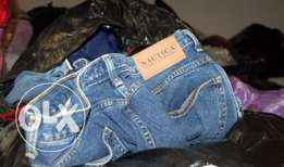 Credential second hand clothing