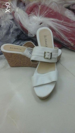 Wedge  sandals  size 39,40,42 السيب -  4