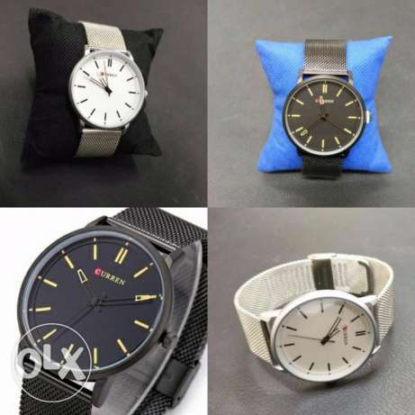 Curren 8233 Watches Buy 1 ON 7 OMR and BUY 2 ON 12 OMR