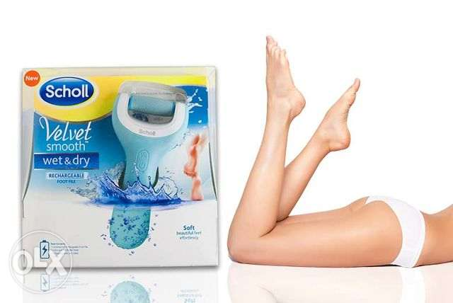 dr scholl foot callus removal- rechargeable