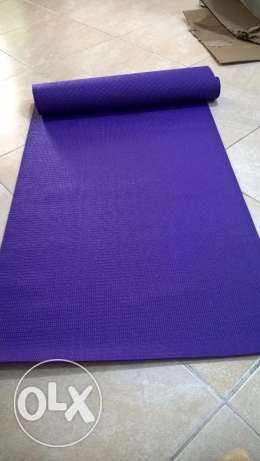 Yoga Mat For Exercise and Yoga to Keep FitNess - Buy 1 get 1 Free السيب -  2