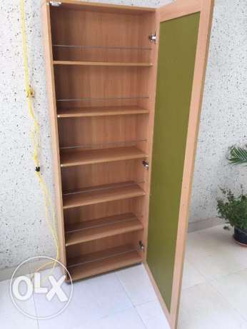 Shoe rack which is 10 months old in very good condition for sale مسقط -  2