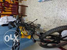 Hummer two months used cycle for sell very good continue