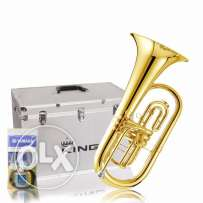Brass Euphoniums for sale! - Conn Selmer Brand (USA) new unused.