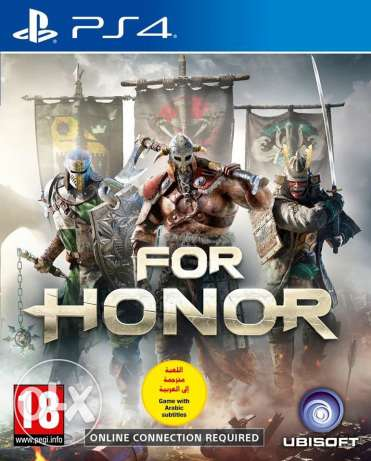 for honor , ps4