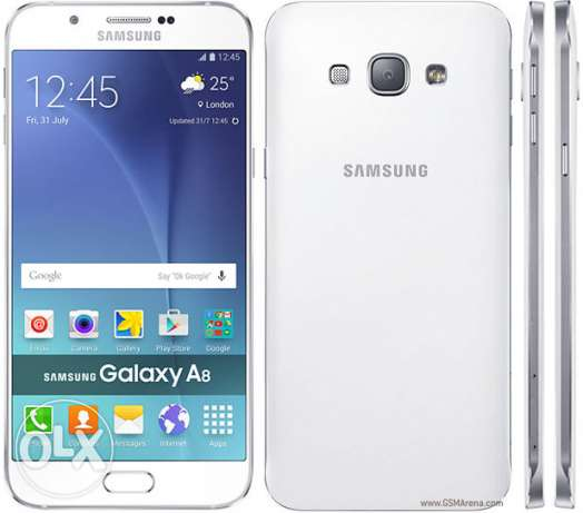 samsung A8 16 gb only 95 OR مسقط -  1