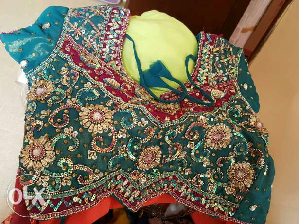 India traditional dress.. بوشر -  1