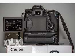 Canon EOS 70D + EF-S 18-135 IS Lens for Sale..
