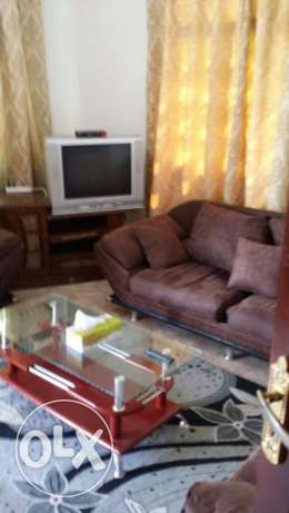Ghoubra North near Damas Hotel Fully Furnished 1 BHK for Rent
