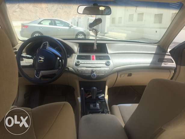Honda Accord 2.4L 2008(2) GCC specs