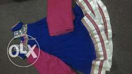 Indian style cloths only 1 hour used