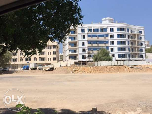 e1 nice flat for rent brand new in al qurum 2 bhk بوشر -  1