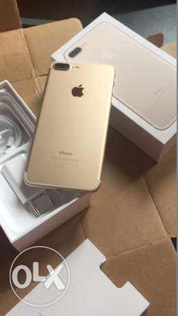 Brand New iPhone 7 Plus 128GB, 256GB