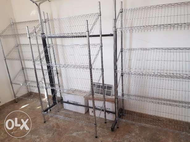 Display Shelving for sale مسقط -  4