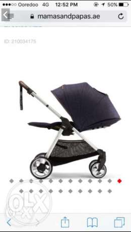 new stroller for sale ( unwanted gift ) نزوى -  2