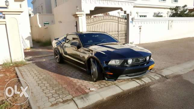 Ford Mustang For Sale 2012 Model مسقط -  3