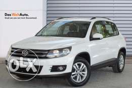 VW Tiguan 2.0 S Plus Checked and Certified by Volkswagen