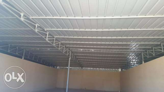 Store rooms available for rent in Barka بركاء -  1